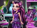 Play Dark Queen Closet Game