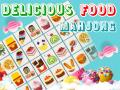 Delicious Food Mahjong Connects spiel